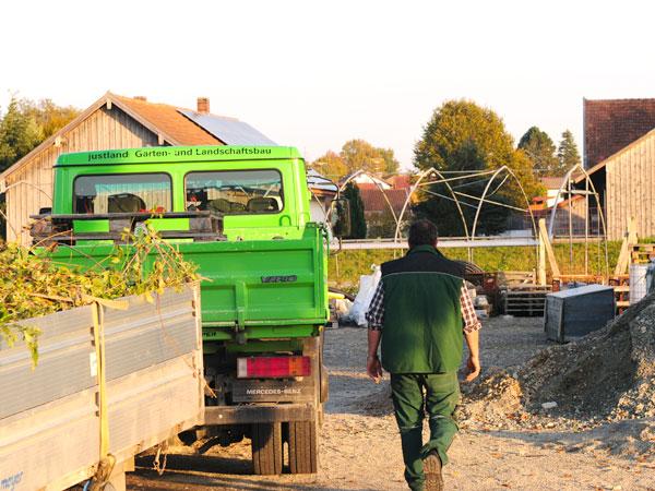 Gartenbau Straubing justland gmbh garten und landschaftsbau